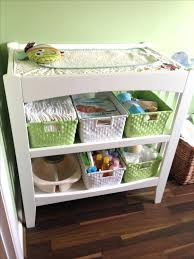 Basket Changing Table Changing Table Storage Baskets Duque Inn