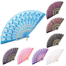 held folding fans costume folding fans ebay