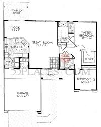 Borgata Floor Plan Lantana Floorplan 1532 Sq Ft Sun City Grand 55places Com