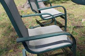 Ideas For Painting Garden Furniture by Refurbish Outdoor Furniture With Spray Paint Like New 1 More Than 2