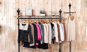 wardrobe racks extraordinary commercial clothing racks clothing