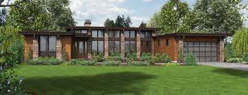 100 brick ranch house plans h107 executive ranch house