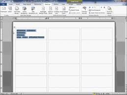 Excel Mail Merge Template Address Label Mail Merge Tutorial