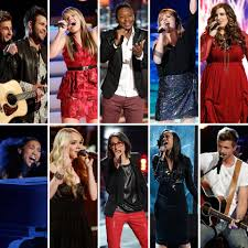 7 artists dominate the voice season 4 top 10 with 3