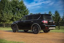 2017 nissan armada exterior nissan puts intelligent rear view mirror in 2018 armada platinum