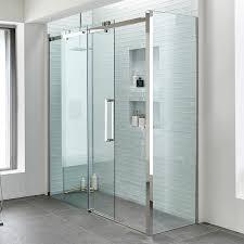 1400 Shower Door Premium 10mm Right 1400 X 800 Enclosure