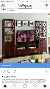 Simpli Home Warm Shaker Tv Stand 14 Best Entertainment Images On Pinterest Entertainment Centers