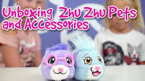 unboxing zhu zhu pets adventure ball u0026 zhu zhu hamster wheel