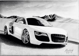 supercar drawing drawn cars on import car lovers deviantart