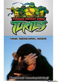 Ninja Turtles Meme - teenage mutant ninja turtles by nightbreed meme center