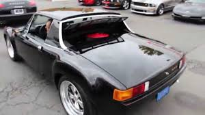 Porsche 914 8 Targa Outlaw W 350ci Youtube