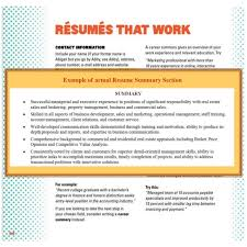 How To Make Experience Resume Your Job Search Marketing Documents How To Make Your Resume And Cove U2026