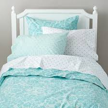 Land Of Nod Girls Bedding by 83 Best Aqua Bedding Images On Pinterest Aqua Bedding Bedroom