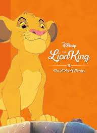 the story of lion king movie collection storybook disney