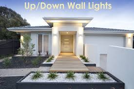 up down lights exterior up down wall lights