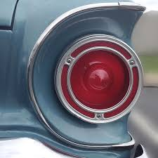 ford falcon tail lights tail light ford falcon 1961 photograph by don spenner