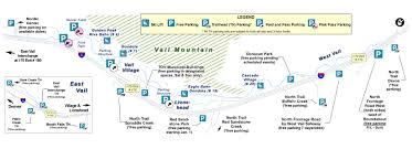 Winter Park Colorado Map by Vail Co Lodging Map Cabin And Lodge