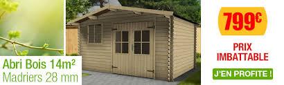 cabane jardin abri de jardin oogarden vente d abris jardin bois pvc ou métal