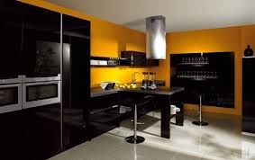 cuisine noir et jaune ophrey com cuisine noir blanc jaune prélèvement d échantillons