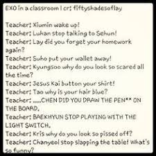 List Of Memes And Names - exo real name list google search exo randomness pinterest