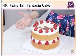 watch nerdy nummies make a fairy tail fantasia cake u2013 geek alabama