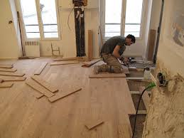 several suggestions for diy installing wooden flooring home