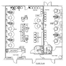 design a beauty salon floor plan beauty salon floor plan design layout 2040 square foot salon