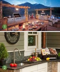 outdoor cooking spaces custom outdoor kitchen from www woodlanddirect com outdoor outdoor