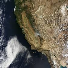 California Wildfire Database by Nasa Visible Earth Rough Fire California