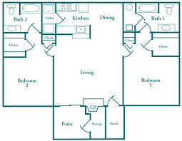 Split Floor Plan Foxgate Apartments Hattiesburg Ms Apartment Finder