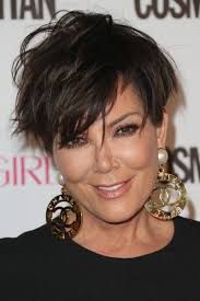 kris jenner hair 2015 kris jenner messy cut kris jenner short hairstyles lookbook