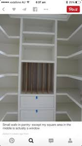 Kitchen Pantry Shelving by How To Build Pantry Shelves Pantry Shelves And Small Spaces