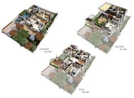 Villa Floor Plan by Floor Plan Amrit Homes Pvt Ltd Pebble Bay Dream Villas At