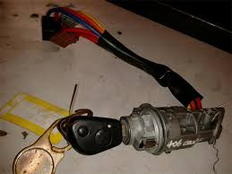 peugeot 406 1996 to 1999 ignition starter switch petrol manual