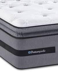 shop sealy posturepedic hybrid thurloe firm pillowtop mattress