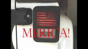 Jeep Jk Tail Light Covers Jeep Wrangler Taillight Covers For Under 20 00 Youtube