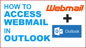 how to access webmail in outlook how to setup webmail in