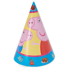 peppa pig party 8ct peppa pig party hat target