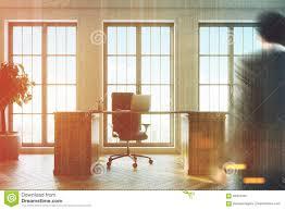 Ceo Office Interior Design Ceo Office Interior Windows Man Stock Illustration Image 94937487