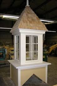 Cupola Lighting Ideas Adding A Cupola To The Roof Of The Garage And Top It With A Whale