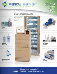 medicalshipment com provides pyxis to nursing schools healthy