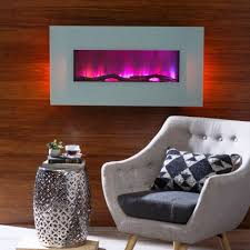 modern electric fireplace wall mount freestanding heater led