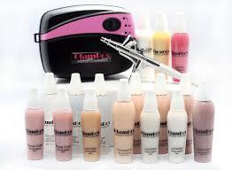 glambox airbrush kits original glambox airbrush cosmetics