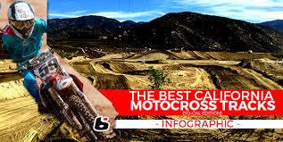 motocross races in california the best california motocross tracks infographic motocross mtb