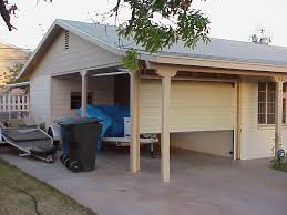 turning a carport into a garage u2013 garage door decoration