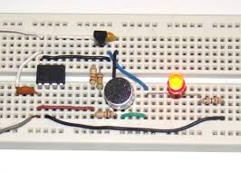 clap to turn off lights making a simple clap switch embedded lab