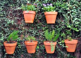 fence hanging planters fence flower pots flower pot holders