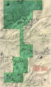 Tucson Arizona Map by