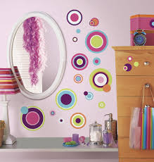 crazy dots peel u0026 stick wall decals walldecals com