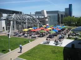 Google Office In Usa Googleplex Mountain View California L4c